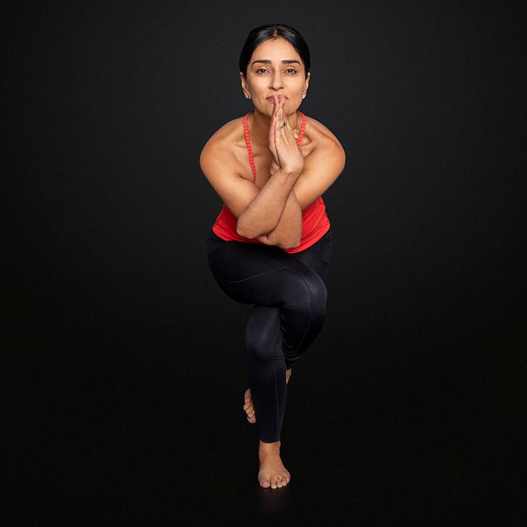 Portraits Yoga Teacher