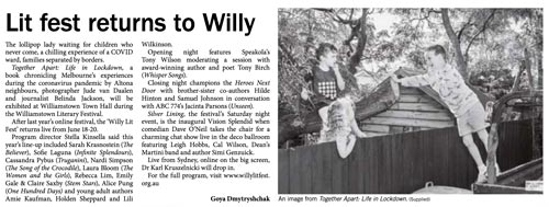 Willy Lit Fest
