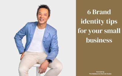 6 Brand identity tips for your small business