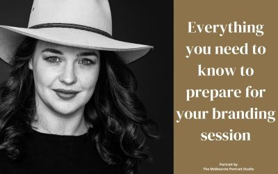 Everything you need to know to prepare for your personal branding session