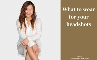 What to wear for your headshots