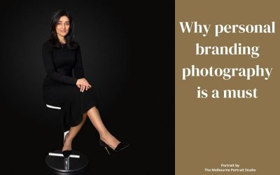 Why personal branding photography is a must