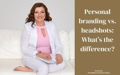 Personal branding vs. headshots: what's the difference?