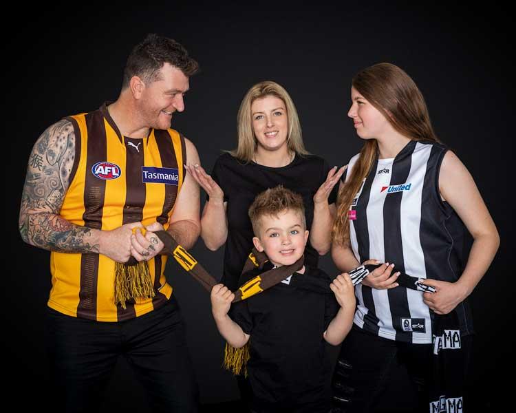 Family Photography Sports Jerseys